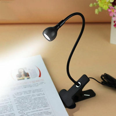 57C0 Reading Light USB Clip-On Music Stand Book Lamp Night Lamp Portable LED