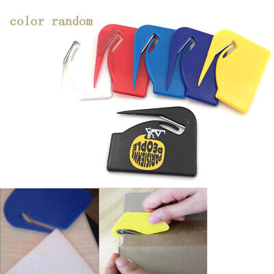 Sharp Mail Envelope Plastic Letter Opener Office Equipments Safety Paper Guarded