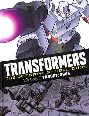 TRANSFORMERS THE DEFINITIVE G1 COLLECTION, simon furman, Good Condition Book, IS