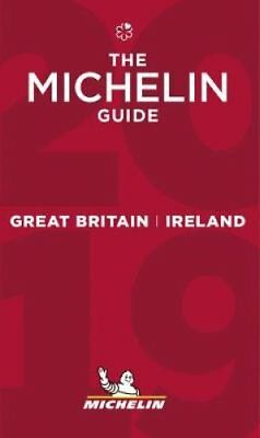 Great Britain & Ireland - The MICHELIN Guide 2019 The Guide Mic... 978206723