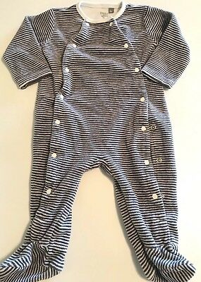 17b190c1b PETIT LEM BABY Boys One Peice Footed Sleeper Size 9 months -  2.00 ...