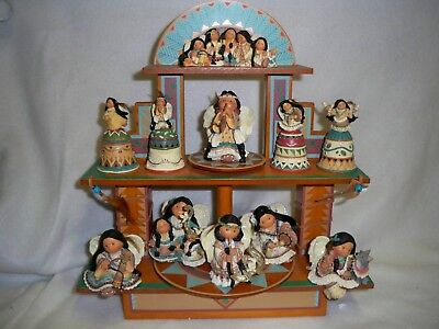 Enesco Friends of the Feather - Harmony of Life Set