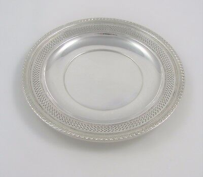Sterling Silver Plate by Michael C. Fina Company