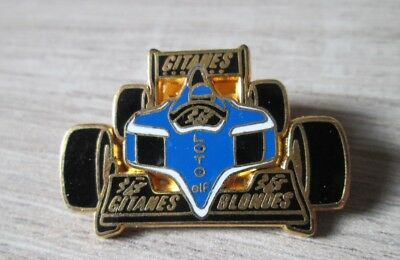 Pin Badge Series Collection F1 Ligier