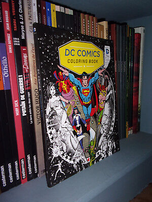 Dc Comics Coloring Book - Insight Editions 2016 - DC Comics