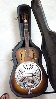 1994 Dobro F60 F-60 Made in the USA with Flatbucker pickup