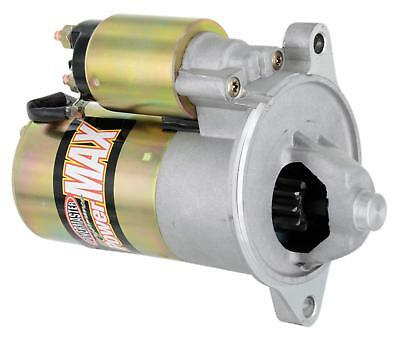 "Powermaster 9162 Small Block Ford PowerMAX Late Model Starter 3//4/"" Offset"