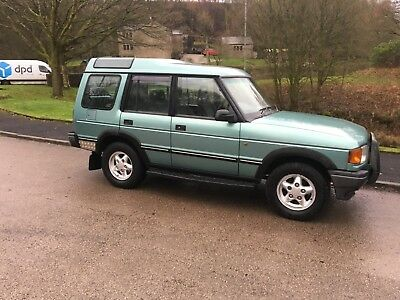 Land Rover Discovery 1 300 tdi