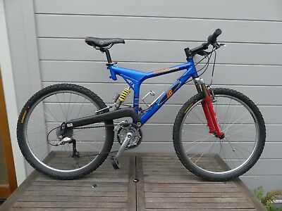 K2 Proflex 4000 Mountain Bike Full Suspension 17750 Picclick