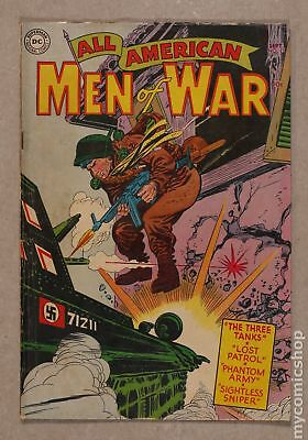 All American Men of War #13 1954 GD 2.0