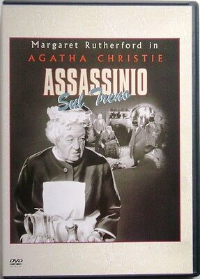 Dvd Assassination Sul Train of George Pollock 1961 Used