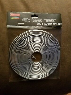 Craft Smart Premium Sculpting & Armature Wire .062in. X 32ft