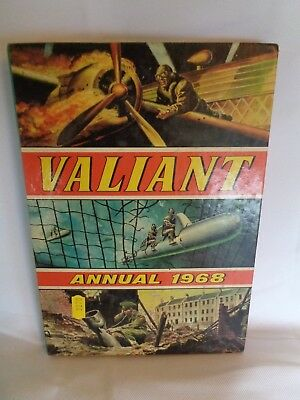Valiant Annual 1968, Very Good, Unclipped