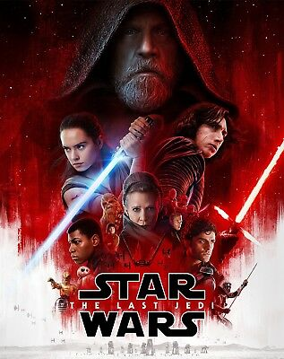 Star Wars: Episode Viii: The Last Jedi 4K Ultra Hd Disc Only - Region Free
