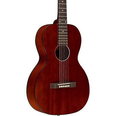 Rogue Rogue RA-090 Parlor Acoustic Guitar Regular Mahogany Natural