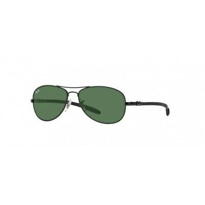 075e9c9094 Ray-Ban RB Ray-Ban RB 8301 002 Carbon Fibre Nero SUNGLASSES ORIGINAL