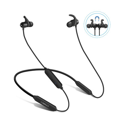 Bluetooth Headphones, Noise Cancelling Wireless in Ear Earbuds with Micro NEW US
