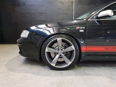 2003 Audi RS6 V8 Twin Turbo 400kW Quattro. Immaculate!