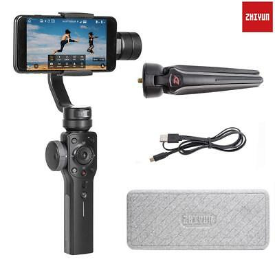 Zhiyun Smooth 4 3-Axis Handheld Smartphone Gimbal Stabilizer For Filmmakers Vlog