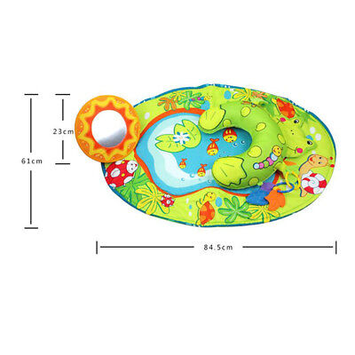 Baby Play Music Mat Infant Toddlers Newborn Carpet For Fitness 8C