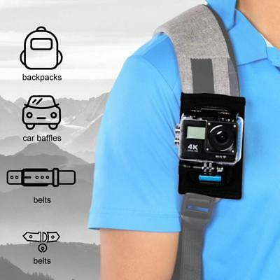 Camera Shoulder Strap Mount Chest Harness Belt for GoPro SJ4000 Sony Xiaoyi