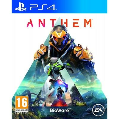 Preordine 22 febbraio 2019 - ANTHEM per Playstation 4 PS4