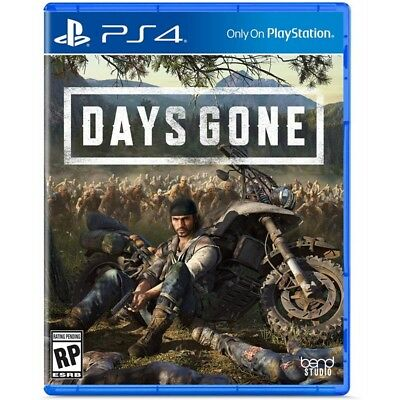 Preordine 26 aprile 2019 - DAYS GONE nuovo Playstation 4 PS4 italiano