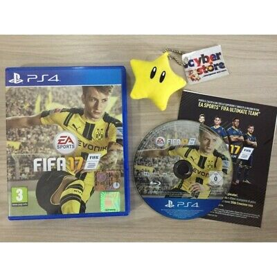 FIFA 17 per PS4 Playstation 4 usato garantito italiano