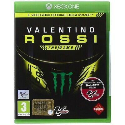 nuovo VALENTINO ROSSI THE GAME per Microsoft XBOX ONE xboxone italiano