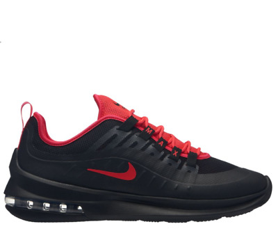 38fa594425dc5d NEW MEN S NIKE Air Max Axis Shoes (AA2146-008) Black  Red Orbit ...