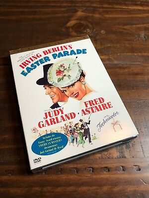 Irving Berlin's Easter Parade DVD 2-Disc Special Edition Factory Sealed Sleeve