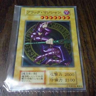 Japanese Yugioh Dark Magician stainless Steel Card 20th Anniversary Duelist Box