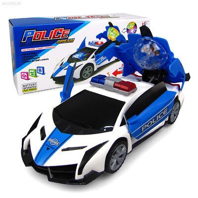 Other Toys & Games Police Toy Car Bump N Go Action With