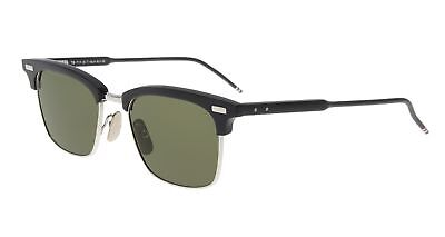 750776d59ee AUTHENTIC THOM BROWNE - 806 Sunglasses Walnut-12K Gold Foldable  NEW ...