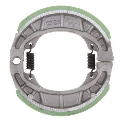 Rrear Brake Shoes for Scooter Moped ATV Motorcycle GY6 50 110 125cc 150cc
