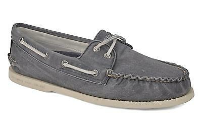 Sperry Top sider 2 Eye Chaussures Homme 41,5 Mocassins Bateau Boat UK7.5 Neuf