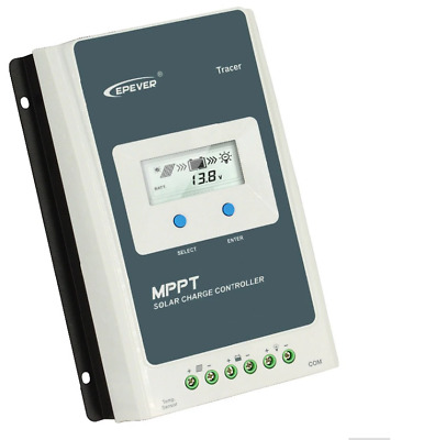 EPEVER Tracer 4210AN 12V/24V  40A MPPT  Solar Charge Controller    [UK STOCK]