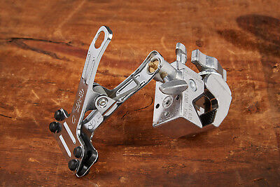 1 Chrome Manfrotto/Avenger Super ClampsChrome Clamp w/stud &1 Spring clamp set