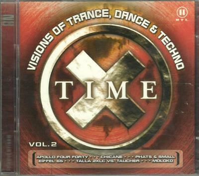 X Time Visions of Trance, Dance & Techno