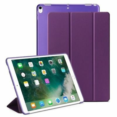 Smart Stand Magnetic New Leather Folding Flip Case Cover for All iPad Models