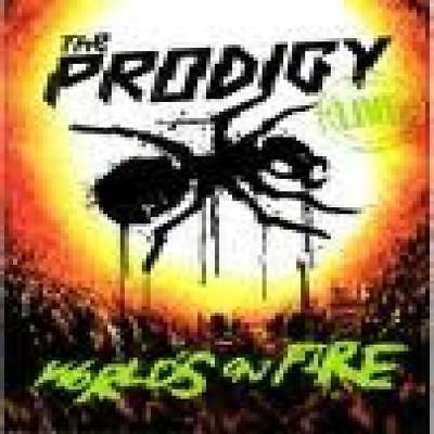 Prodigy - Live - World's On Fire -Cd+Dvd-