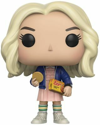 Stranger Things Eleven with Eggos 421 SUBITO DISPONIBILE! NEW!! Funko POP