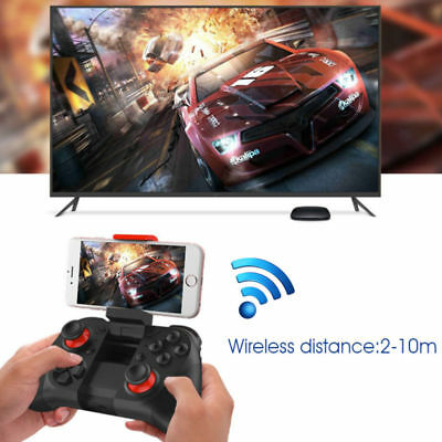 Wireless Bluetooth Remote Game Controller Gamepad Fr Sumsung S9 S8 iPhone 7 8 X