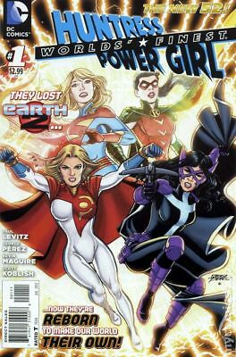 Worlds' Finest (3rd Series) 1A 2012 VF Stock Image