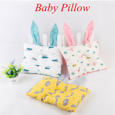 Cotton Rabbit Ear Bedding Products Baby Pillow Neck Protection Toddler Cushion