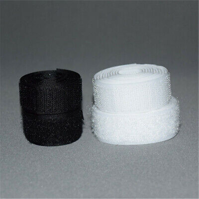 1/3/5M Not Self Adhesive Hook and Loop Tape Sew-On Craft Fastener Tape