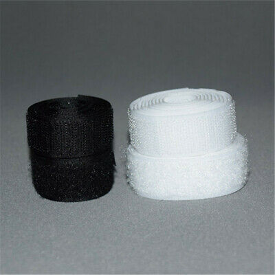 2/3/5M Not Self Adhesive Hook and Loop Tape Sew-On Craft Fastener Tape