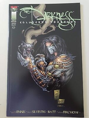 THE DARKNESS COLLECTED EDITION Vol 1 1997 IMAGE COMICS GARTH ENNIS! SILVESTRI!