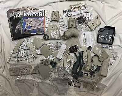 DEAGOSTINI MILLENNIUM FALCON BUILD - Job Lot Of Loose Parts And Jigs