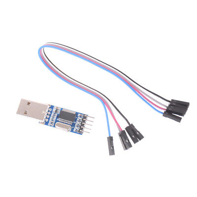 For Arduino PL2303HX USB To RS232 TTL Auto Converter Module Converter Adapter *T